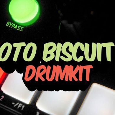 OTO Biscuit Drumkit