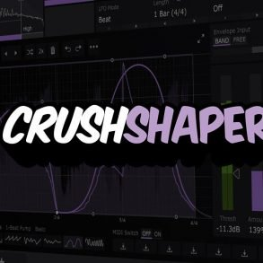 Crush Shaper VST Plugin