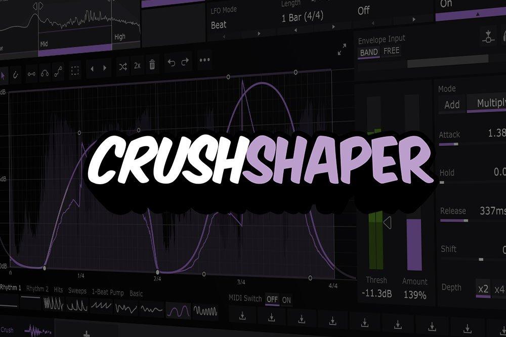 Crush Shaper VST Plugin