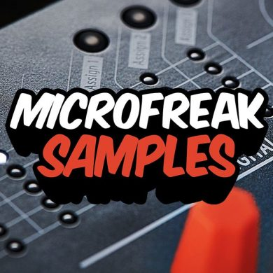 Microfreak Samples
