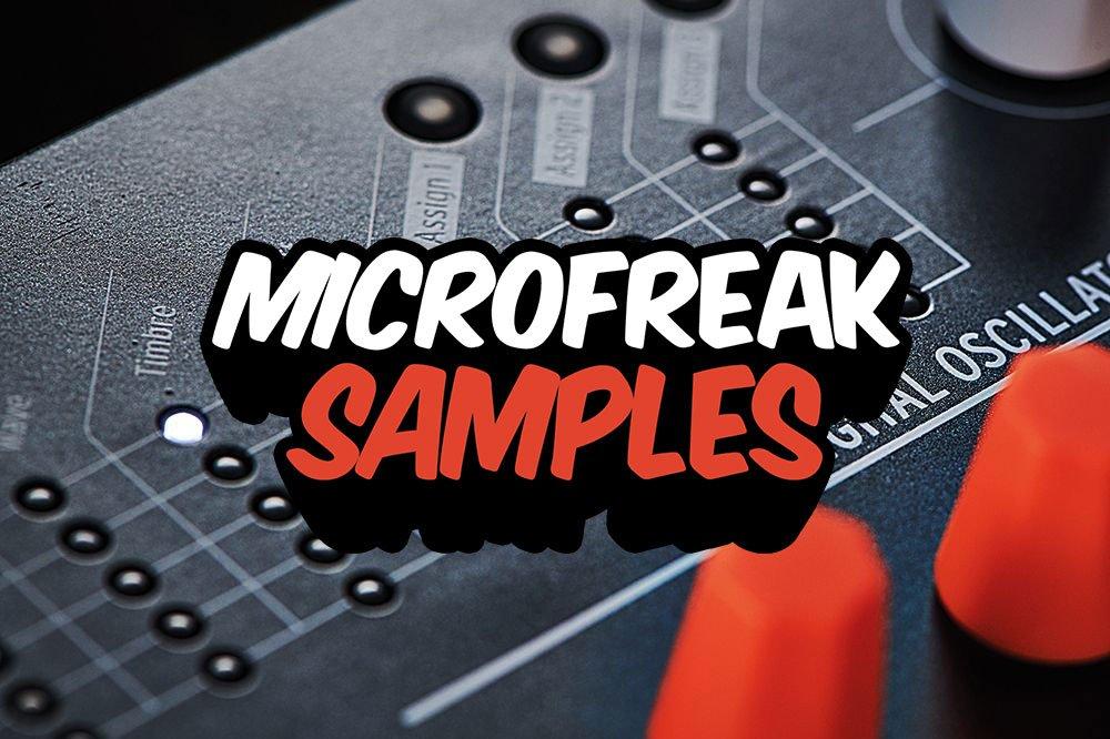 Microfreak Samples