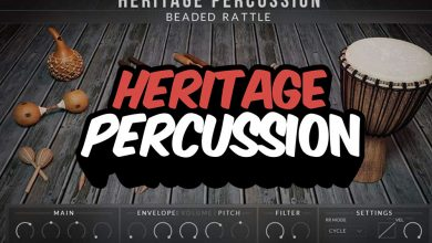 Percussion Kontakt Library