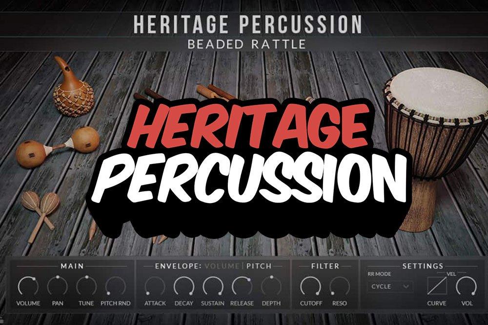 Percussion Kontakt Library